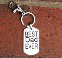 """Best --- Ever"" Key Chain"