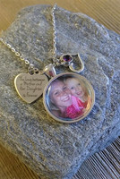 Mother & Daughter Bond Necklace