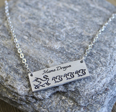 Mama Dragon Necklace