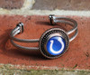 "NFL ""Indianapolis Colts"" Snap Bracelet"