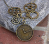 Clockwork Necklace