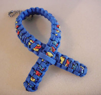Awareness Ribbon Key Chain