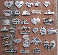 Add a Charm - Family + Love