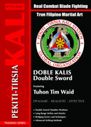 DVD102A - DVD Set 4-5-6 Double Sword/Empty-Hands/Espada y Daga Plus Advanced Footwork System
