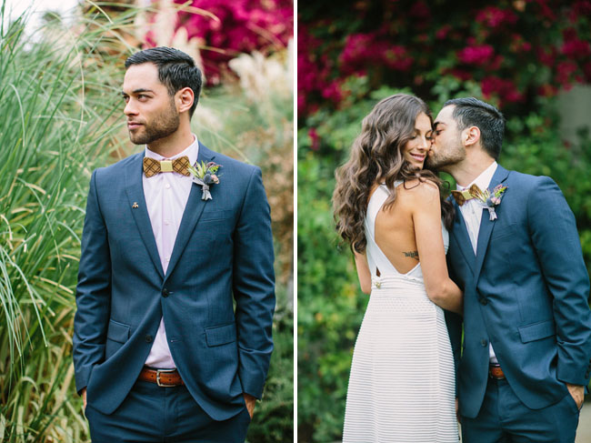 Daniella Ross A Colorful Palm Springs Wedding Two