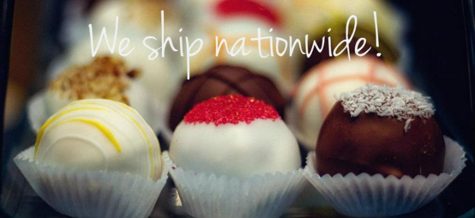 cake balls shipped nationwide