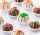 Delicious golf cake balls