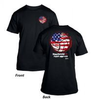 Tandem Dig Deep Black T-Shirt