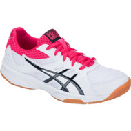 Asics Women's Upcourt 3 (White/Pixel Pink)