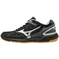 Mizuno Women's Wave Supersonic (Black/Silver)