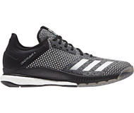 Adidas Women's Crazyflight X 2 (Black/Silver Met./FTWR White)