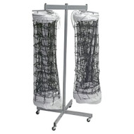 TANDEM SPORT Double Net Storage Rack