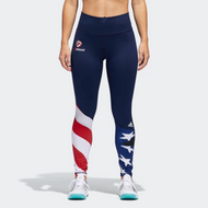 Adidas Women's USA Performer Long Tight