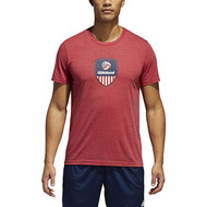 Adidas Men's USAV Graphic Tee