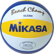 Mikasa VLS300 Official FIVB Game Volleyball Beach Champ