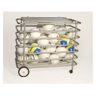 Tandem Locking Volleyball Cage