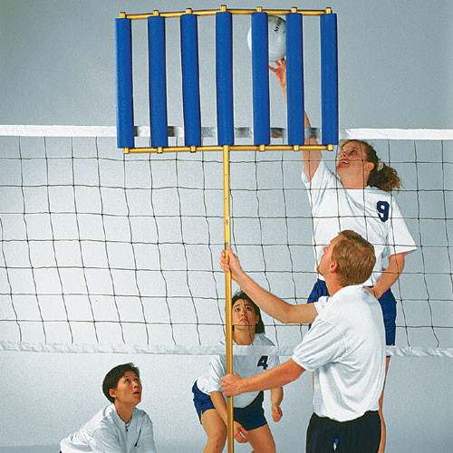 Excel Block It Volleyball Training Aid Real Volleyball