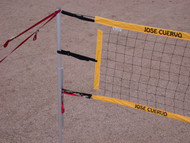 Home Court Pro Power Cuervo Tequila Volleyball Net System