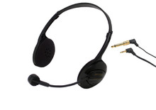 Interpreter Headset with Microphone