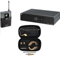 Sennheiser XSW 1-Cl1 wireless earset microphone bundle  (w/ MIC400SEN)