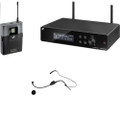 Sennheiser XSW 2-Cl1 wireless headband microphone/instrument bundle (w/ MIC200SEN)
