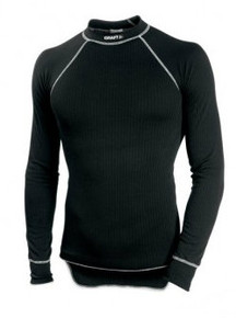 Craft Pro Zero Crewneck L/S MENS Black