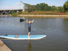 SUP Paddle Board Rentals - weekly