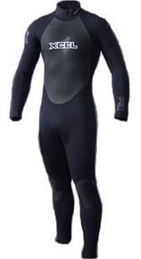 Xcel Canada Drylock 4/3 Wetsuit - MT size