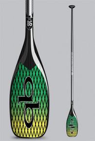 Quickblade Trifecta Vector Net 86 sq inch Green/Yellow