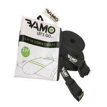 Vamo Cam Tie Down Straps 15'
