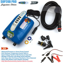 Electric SUP Pump Seamax SUP20D Pro