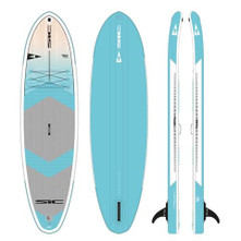 SIC MAUI TAO  SURF AIR GLIDE WITH 3PC PADDLE - out of stock til July