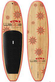"Wappa Bamboo Nova 11'4"" x 32"" - sold out til mid June"