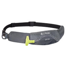 Onyx Inflatable PFD Grey - in stock May 15th