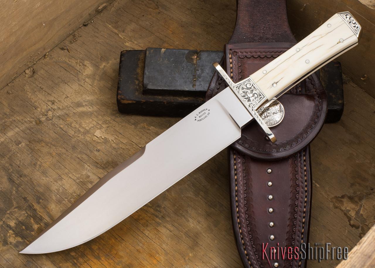 Investing in knives