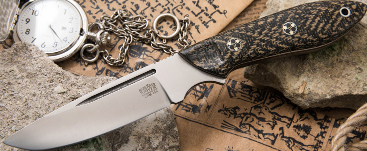Bark River Knives: Adventurer III - CPM 154