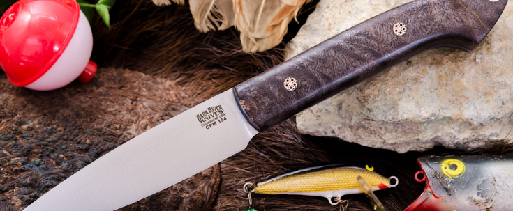 Bark River Knives: Bird & Trout - CPM 154
