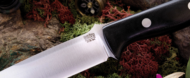Bark River Knives: Bravo 1 - CPM-M4