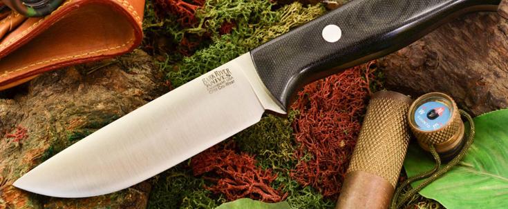 Bark River Knives: Bravo 1 - CruWear