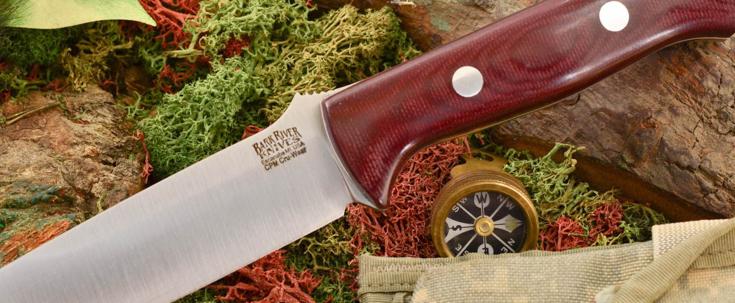 Bark River Knives: Bravo 1 LT - Cru-Wear