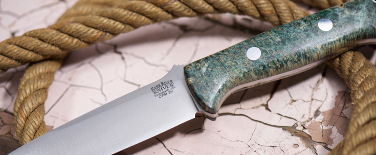 Bark River Knives: Bravo 1 LT