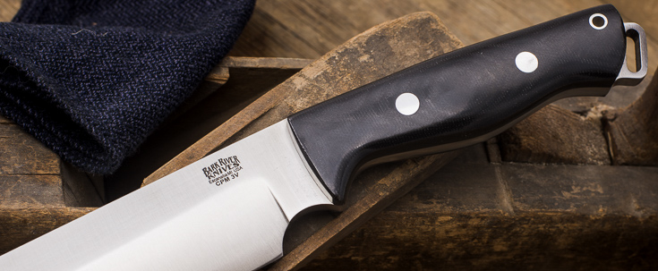 Bark River Knives: Bravo III - CPM 3V