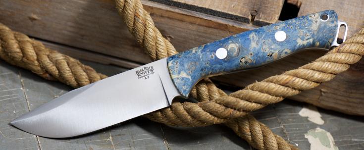 Bark River Knives: Squad Leader