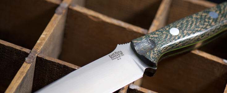 Bark River Knives: Bravo Vortex