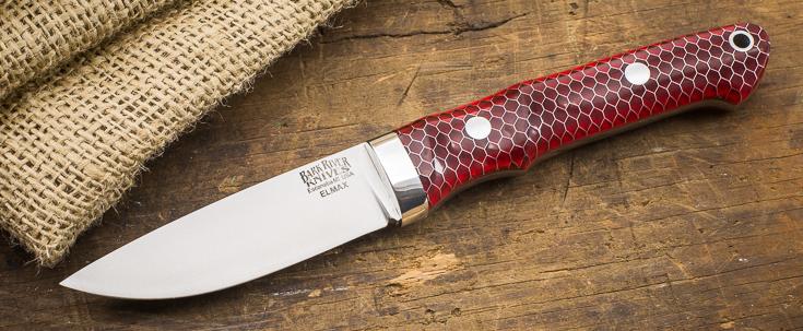 Bark River Knives: Classic Utility Caper