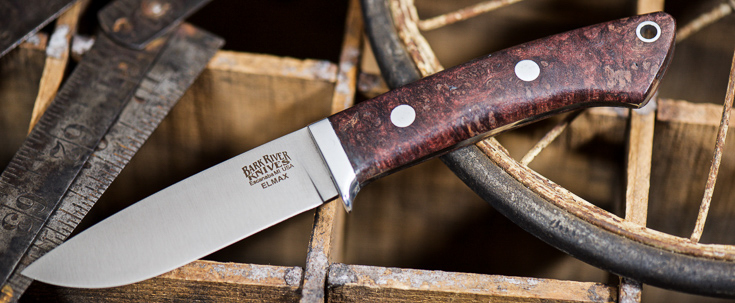 Bark River Knives: Featherweight Hunter