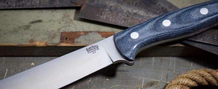 Bark River Knives: Golok