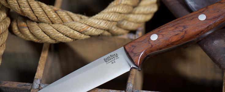 Bark River Knives: Gunny Hunter