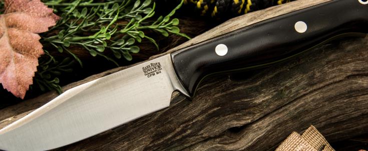 Bark River Knives: Gunny Sidekick - CPM M4