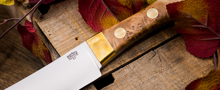 Bark River Knives: Hudson Bay Camp Knife II